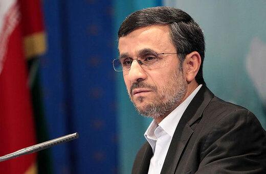 احمدی نژاد رکورددار تولید محتوا در فضای مجازی + اینفوگرافی