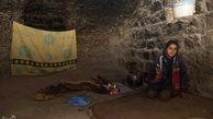 تصاویر / زندگی بدون آب و برق