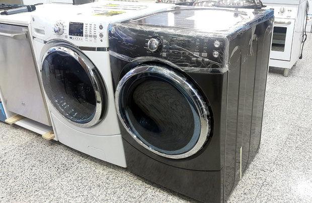 ۵۰۰ درصد رشد قیمت در بازار ماشین لباسشویی