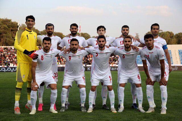 بازی تدارکاتی تیم ملی فوتبال ایران با هنگ کنگ
