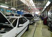 عبور ایران خودرو از رکورد تولید یک ساله، در ۹ ماه