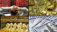 بازدهی بازارهای مالی در هفته اخیر چگونه بود؟ + اینفوگرافیک