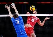 تیم والیبال ایران امروز به مصاف کانادا می رود