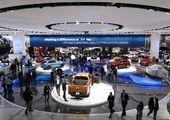 گردهمایی بزرگ خودرویی ها و معدنی ها در نمایشگاه تهران