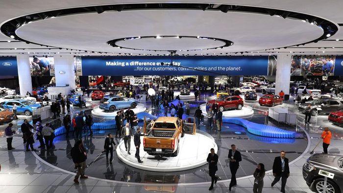 نمایشگاه خودرو آمریکا NAIAS کنسل شد
