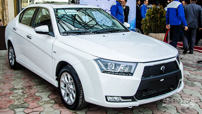 قیمت جدید خودرو دنا پلاس در بازار + جدول