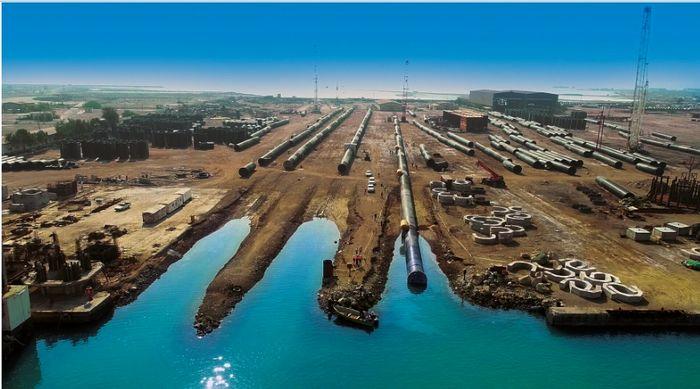 اثر مهم پروژه انتقال آب خلیج فارس بر رفع تنگناهای صنعتی