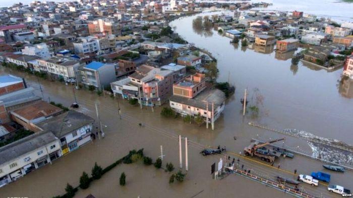 هشدار بارانهای سیل آسا در ۷ استان
