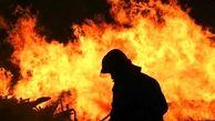 آتش سوزی در خاش، جان کشتی گیر نوجوان را گرفت