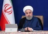 اظهار نظر روحانی درباره مذاکرات وین +فیلم