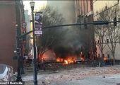 انفجار در ایالت تنسی عمدی بوده است؟