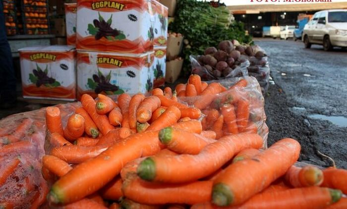 کرونا قیمت هویج را فضایی کرد!