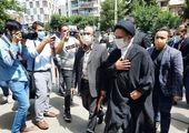 رئیسی وارد ستاد انتخابات کشور شد