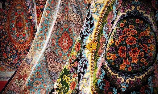 قیمت نجومی فرش ایران در چین